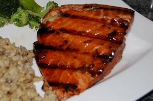 Soy Salmon